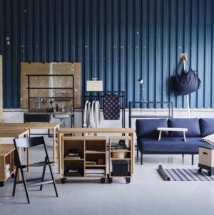 Ikea nuova collezione Ravaror: soluzioni di design per la vita che cambia