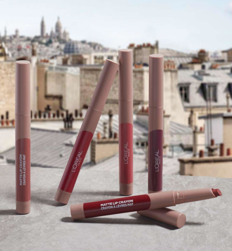 L'Oreal Paris Matte Lip Crayon Infallible