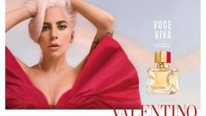 Lady Gaga Valentino Voce Viva campagna: la nuova fragranza femminile