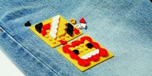 Lego x Levi's: la collezione personalizzabile con le piastrine Lego Dots