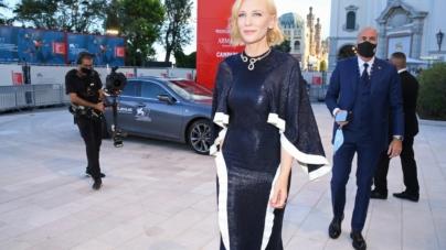 Lexus red carpet Venezia 2020: Cate Blanchett, Alba Rohrwacher e Anna Foglietta