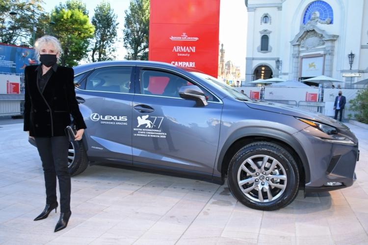 Lexus red carpet Venezia 2020