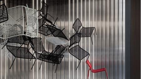 """Living Divani Gallery Milano: il nuovo showroom """"teatrale"""""""