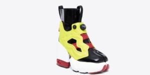 Maison Margiela Reebok autunno inverno 2020: la sneaker ibrida cyber-industriale