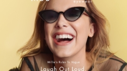 Millie Bobby Brown Vogue Eyewear 2020: la campagna Laugh Out Loud