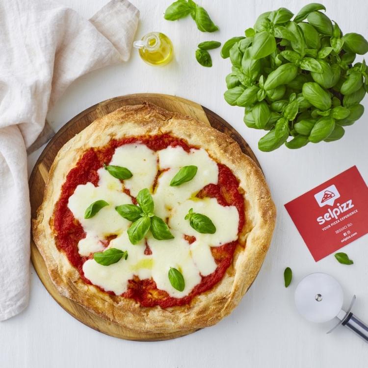 Pizza a domicilio Selpizz
