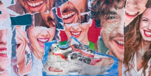 Premiata campagna autunno inverno 2020: un collage di smiles