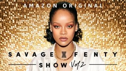 Rihanna Savage X Fenty fashion show 2020: la sfilata in esclusiva su Amazon Prime Video