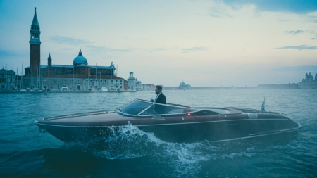 Riva in the movie Venezia 2020: lo splendido cortometraggio con Pierfrancesco Favino