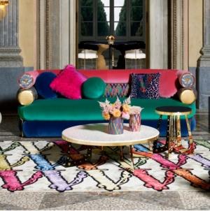Versace Home Lifestyle Design: la nuova partnership per la linea d'arredo