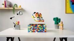 adidas Originals Lego ZX 8000: omaggio multicolor ai classici mattoncini