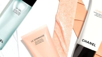 Chanel cura pelle Cleansing Collection: tre nuovi trattamenti detergenti