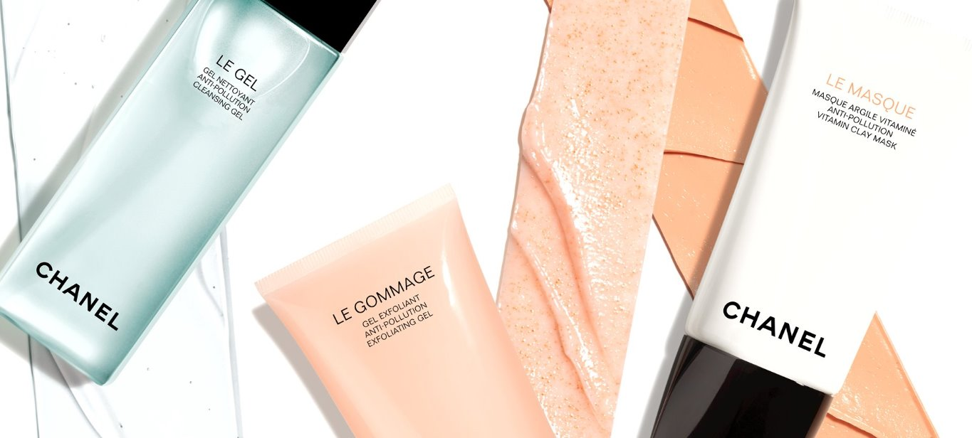 Chanel cura pelle Cleansing Collection