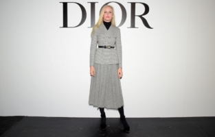 PARIS, FRANCE - SEPTEMBER 29: Sofia Achaval attends the Dior Womenswear Spring/Summer 2021 show as part of Paris Fashion Week on September 29, 2020 in Paris, France. (Photo by Anthony Ghnassia/Getty Images for Dior)