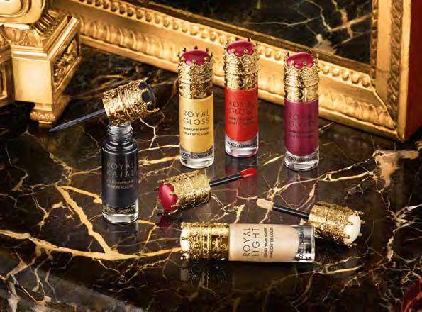 Dolce&Gabbana make up Happy Holidays