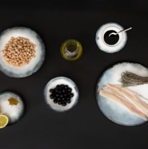 Ginori 1735 collezione Ether: la linea tablewear creata da Costance Guisset