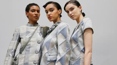Giorgio Armani primavera estate 2021: Timeless Thoughts, il beauty look