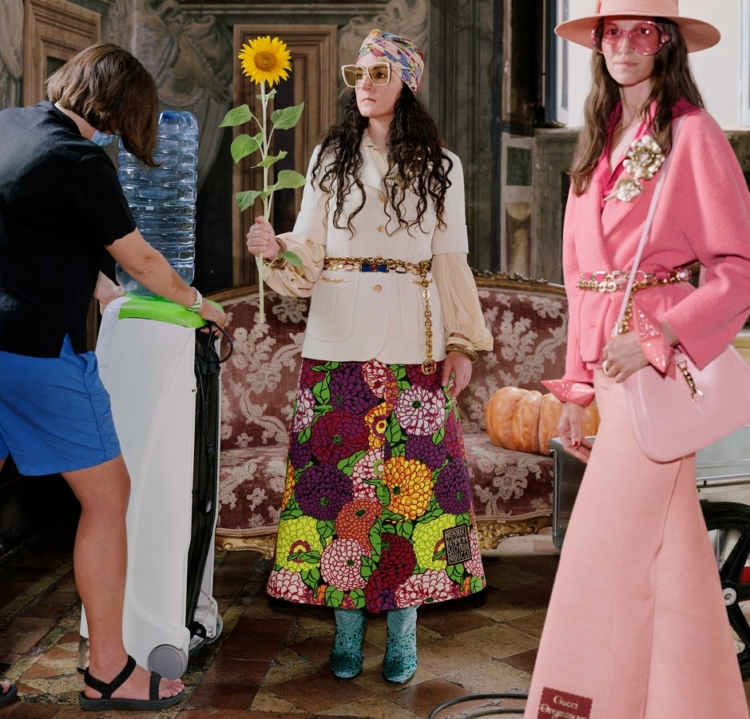 Gucci The Epilogue campagna Cruise 2021