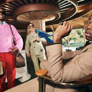 Gucci campagna Men's Tailoring 2020: A$AP Rocky, Iggy Pop e Tyler, The Creator