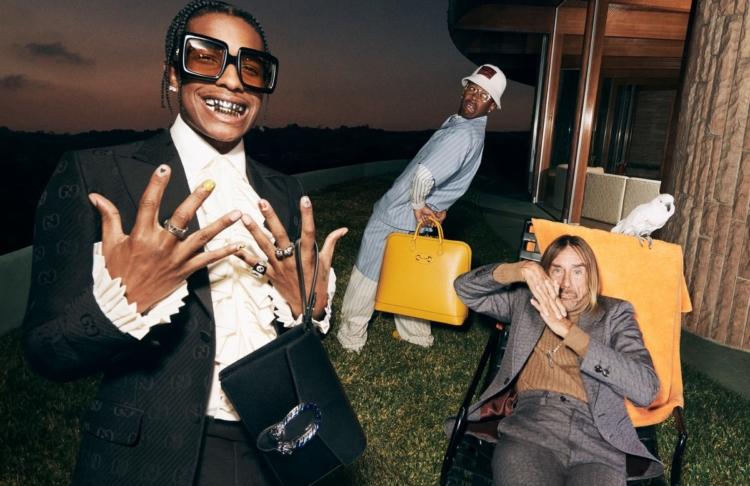 Gucci campagna Men's Tailoring 2020