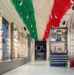 """Italia Independent store via Fiori Chiari Milano: la """"Second Home di Lapo"""""""