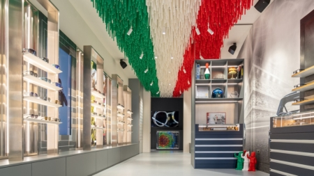 "Italia Independent store via Fiori Chiari Milano: la ""Second Home di Lapo"""