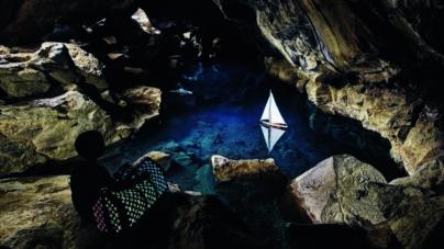 Louis Vuitton campagna corporate 2020: l'arte del viaggio, l'Islanda