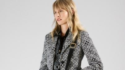Louis Vuitton collezione Since 1854: il motivo jacquard che celebra l'anno di fondazione