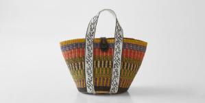 M Missoni OAfrica: le borse di paglia intrecciata in edizione limitata