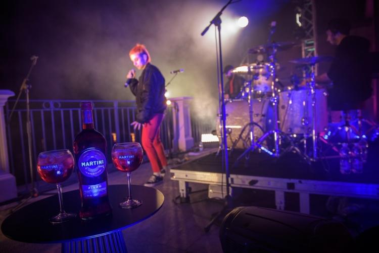Martini Live Bar Coma Cose