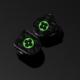 Nuovi auricolari Louis Vuitton Horizon: l'accattivante nero opaco e verde fluo