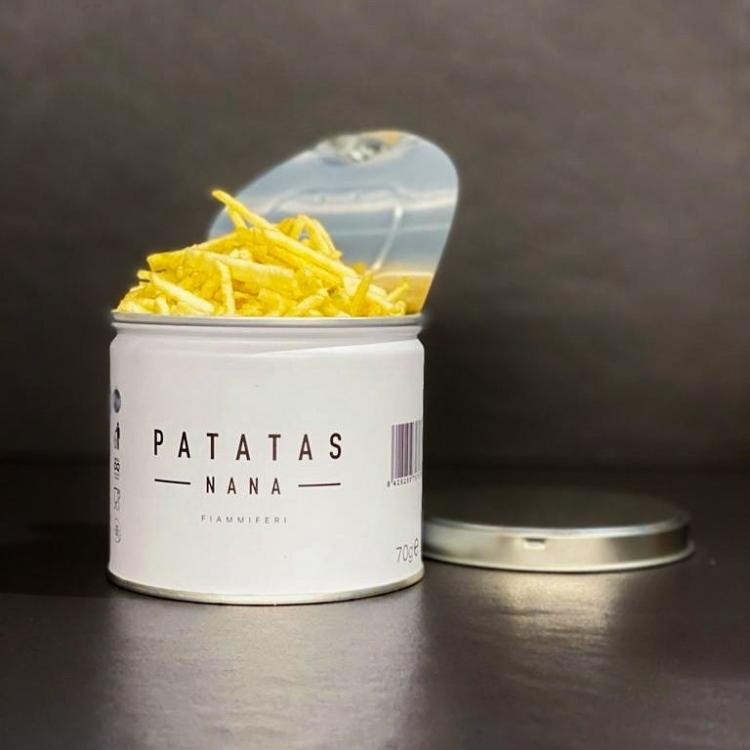 Patatas Nana Fiammiferi