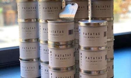 Patatas Nana Fiammiferi: lo snack retrò aggiornato ai tempi moderni