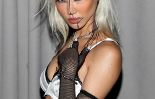 LOS ANGELES, CALIFORNIA - OCTOBER 2: In this image released on October 2, Soo Joo Park is seen backstage during Rihanna's Savage X Fenty Show Vol. 2 presented by Amazon Prime Video at the Los Angeles Convention Center in Los Angeles, California; and broadcast on October 2, 2020. (Photo by Jerritt Clark/Getty Images for Savage X Fenty Show Vol. 2 Presented by Amazon Prime Video)