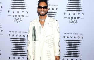 LOS ANGELES, CALIFORNIA - OCTOBER 1: In this image released on October 1, Miguel attends Rihanna's Savage X Fenty Show Vol. 2 presented by Amazon Prime Video at the Los Angeles Convention Center in Los Angeles, California; and broadcast on October 2, 2020. (Photo by Jerritt Clark/Getty Images for Savage X Fenty Show Vol. 2 Presented by Amazon Prime Video)