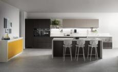 Scavolini Dandy Plus Fabio Novembre: il nuovo progetto smart di cucina, living e bagno