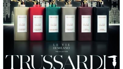 Trussardi profumi Le Vie di Milano: la nuova collezione di fragranze unisex
