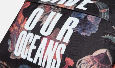 """Vivienne Westwood x Eastpak capsule 2020: """"Save Our Oceans"""""""