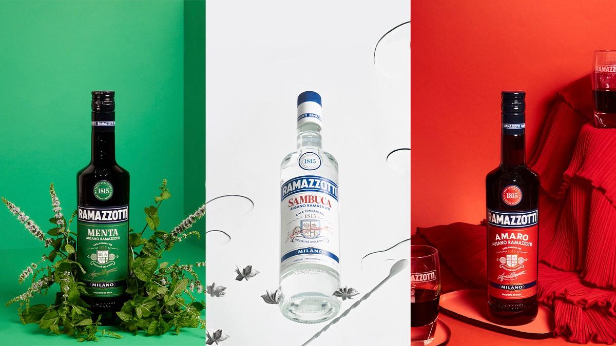 Amaro Ramazzotti Spirito Tricolore