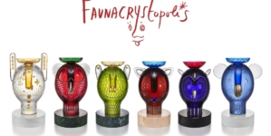 Baccarat collezione Faunacrystopolis: l'elegante bestiario firmato da Jaime Hayon