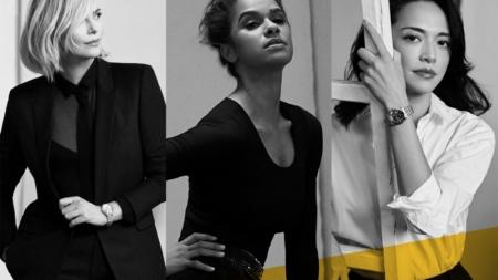Breitling Chronomat donna 2020: i nuovi orologi e la Spotlight Squad con Charlize Theron