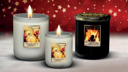 Candele Profumate Natale 2020: le profumazioni avvolgenti di Heart & Home