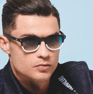 Cristiano Ronaldo Italia Independent: il primo face filter firmato CR7 eyewear