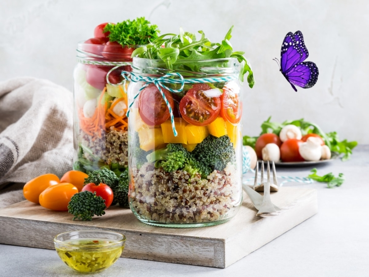 EarthMeals piatti pronti a base vegetale a domicilio
