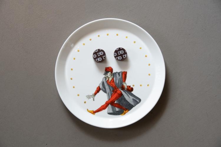 KnIndustrie piatti dessert Davide Oldani