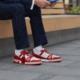 Louis Vuitton sneaker Trainer Red AIDS: le LV Trainer a sostegno della lotta all'AIDS
