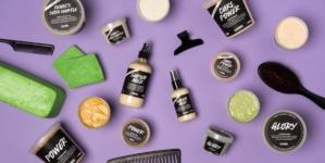 Lush linea Afro Haircare: l'innovativa gamma  per i capelli afro e ricci