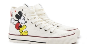Moaconcept sneaker Collector Disney: la nuova limited edition con Mickey Mouse