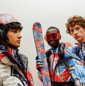 Moncler Grenoble autunno inverno 2020: capi tecnici che coniugano stile e performance