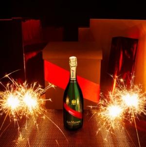 Mumm Grand Cordon Natale 2020: MGC, la nuova cuvèe firmata Ross Lovegrove